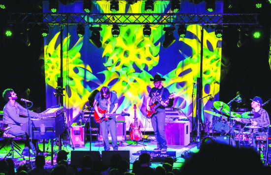 Dopapod will be performing at Higher Ground at 9 p.m. Friday Nov. 13. mondogecko.com