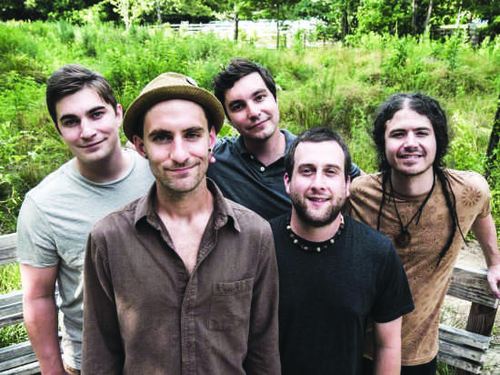 The band brings their distinct sound to Higher Ground on November 15th.