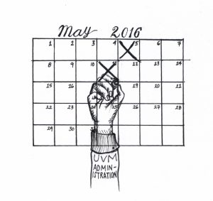Scan calendar