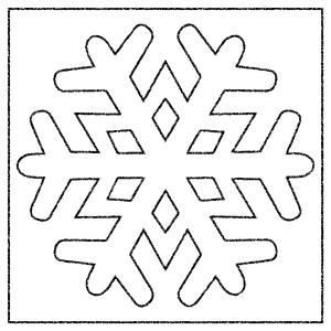 SnowflakeThickIllustration