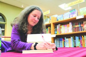 """Vermont native and author Carol Noyes signing books March 9. Noyes debuted the second printing of her book """"Coming Full Circle:One Woman's Journey Through Spiritual Crisis."""""""